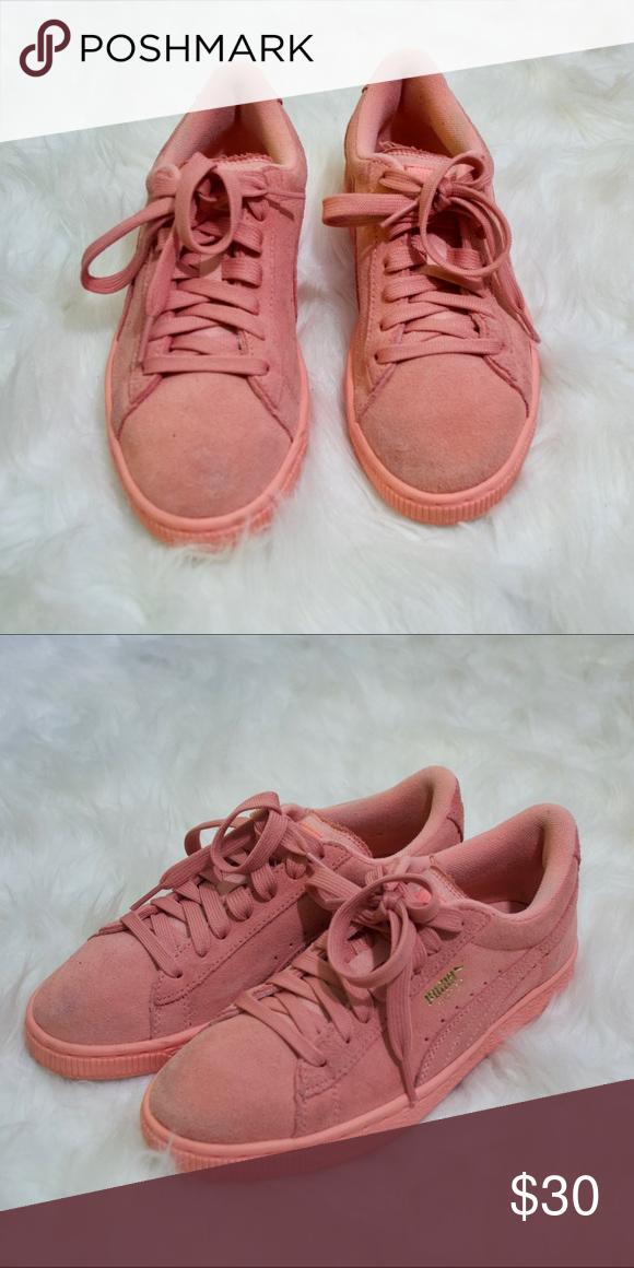 Wear Peach Puma SneakersNormal Women's Sneakers 67yYgIbfv