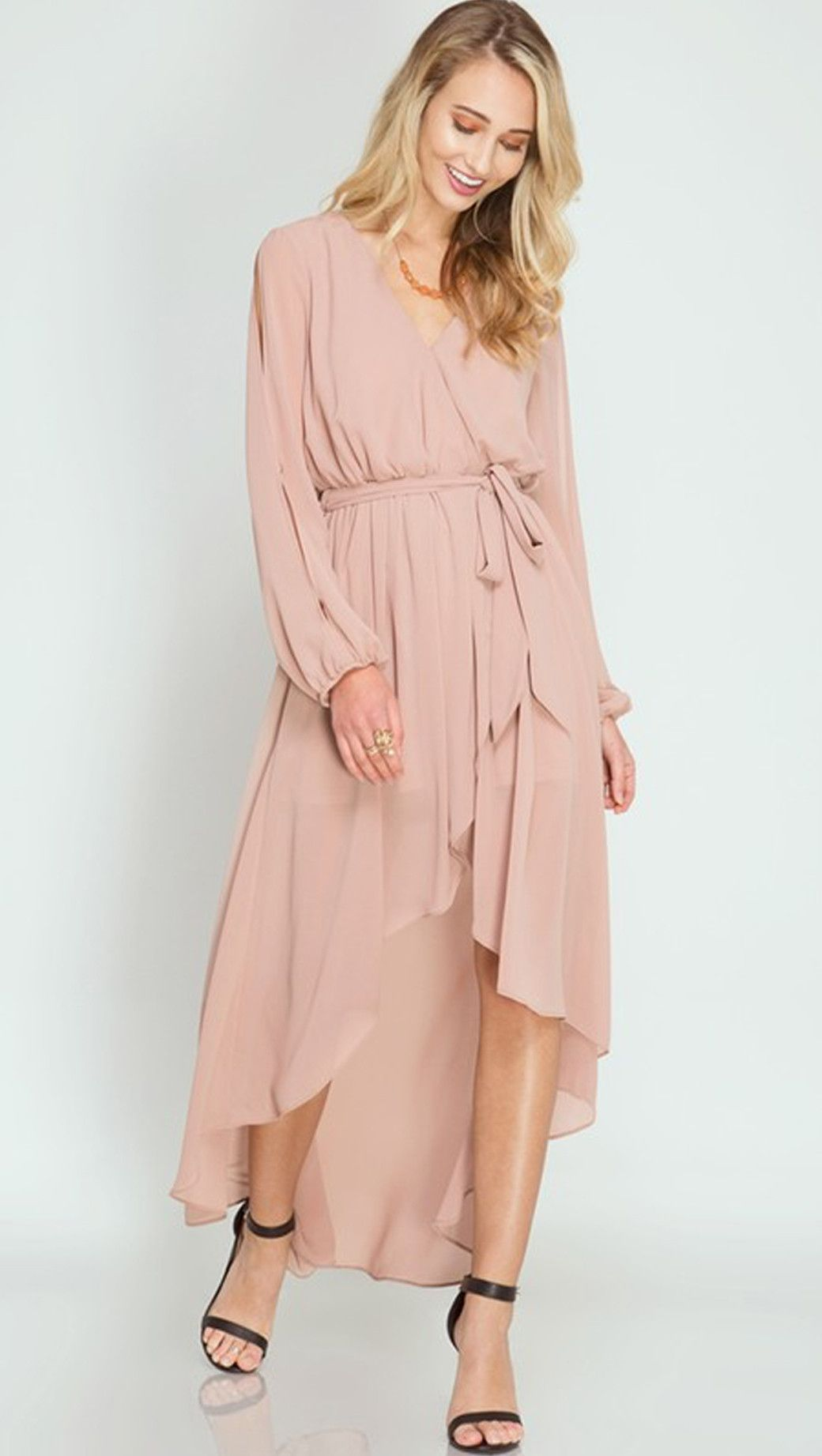 Tuscany wrap maxi dress rose maxis dresses and products