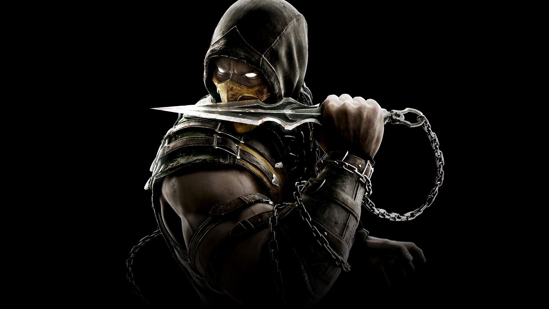 scorpion mortal kombat computer wallpaper | ololoshenka | pinterest