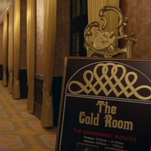 the gold room sign | The Shining Sleeve | Pinterest | Room signs