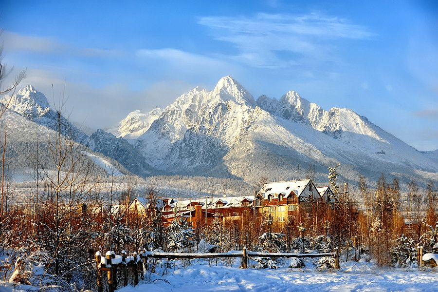 Happy 2011 From Tatra Vacation Destinations Beautiful Places In The World Travel Spot