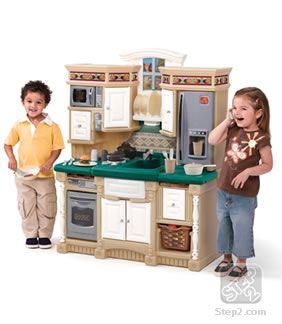LifeStyle™ Dream Kitchen | Kids play kitchen, Cool kitchens ...