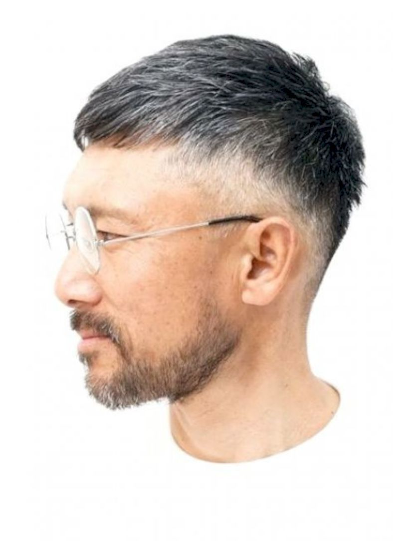 Nice best short haircut for men in attirepin