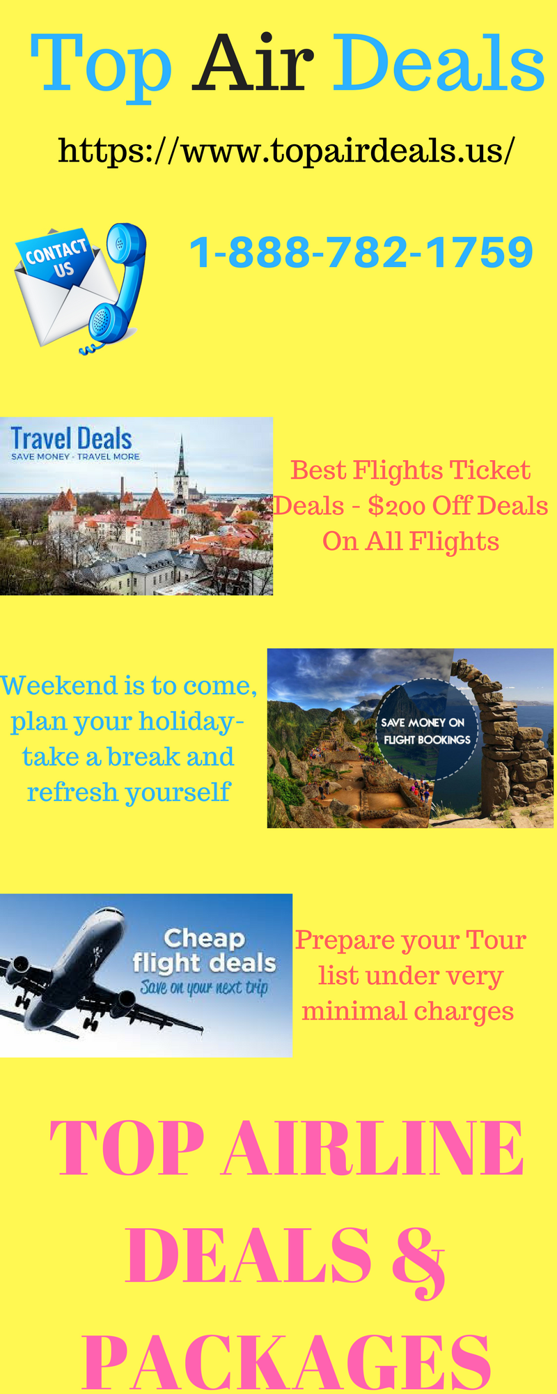 Check Latest offers on flight ticket booking at