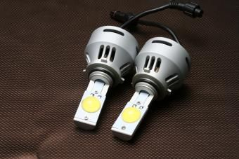 H4 70w Cree Leds Headlights Produce 3200lm On Low Beam And 3600lm On High Beam Brighter Than Most Hid Headlights On Headlight Bulbs Led Headlights Led Lights