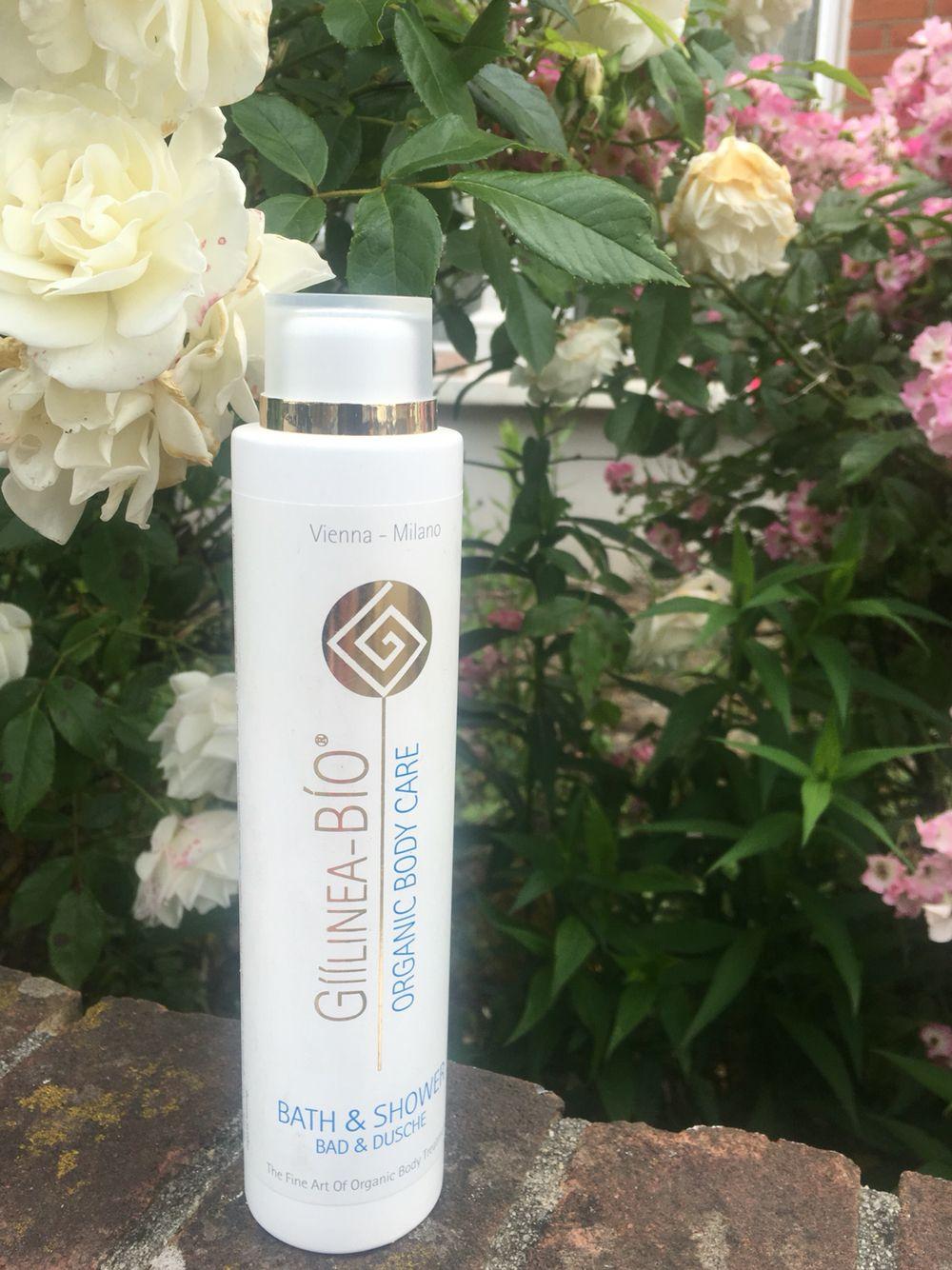 Pin Von Giilinea Bio Kosmetik Auf Giilinea Bio Bath And Shower Gel