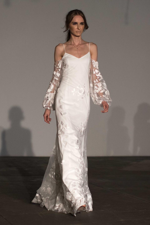Rime Arodaky Fall 2018 Bridal / Photo: The LANE | BRIDAL • dresses ...