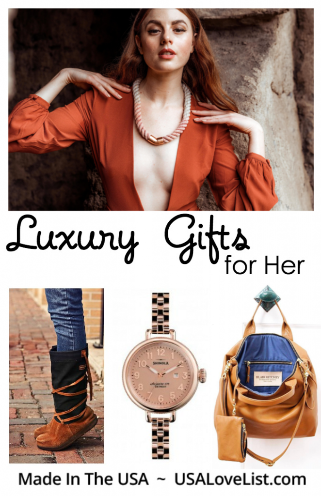 Affordable Luxury Gifts For Her