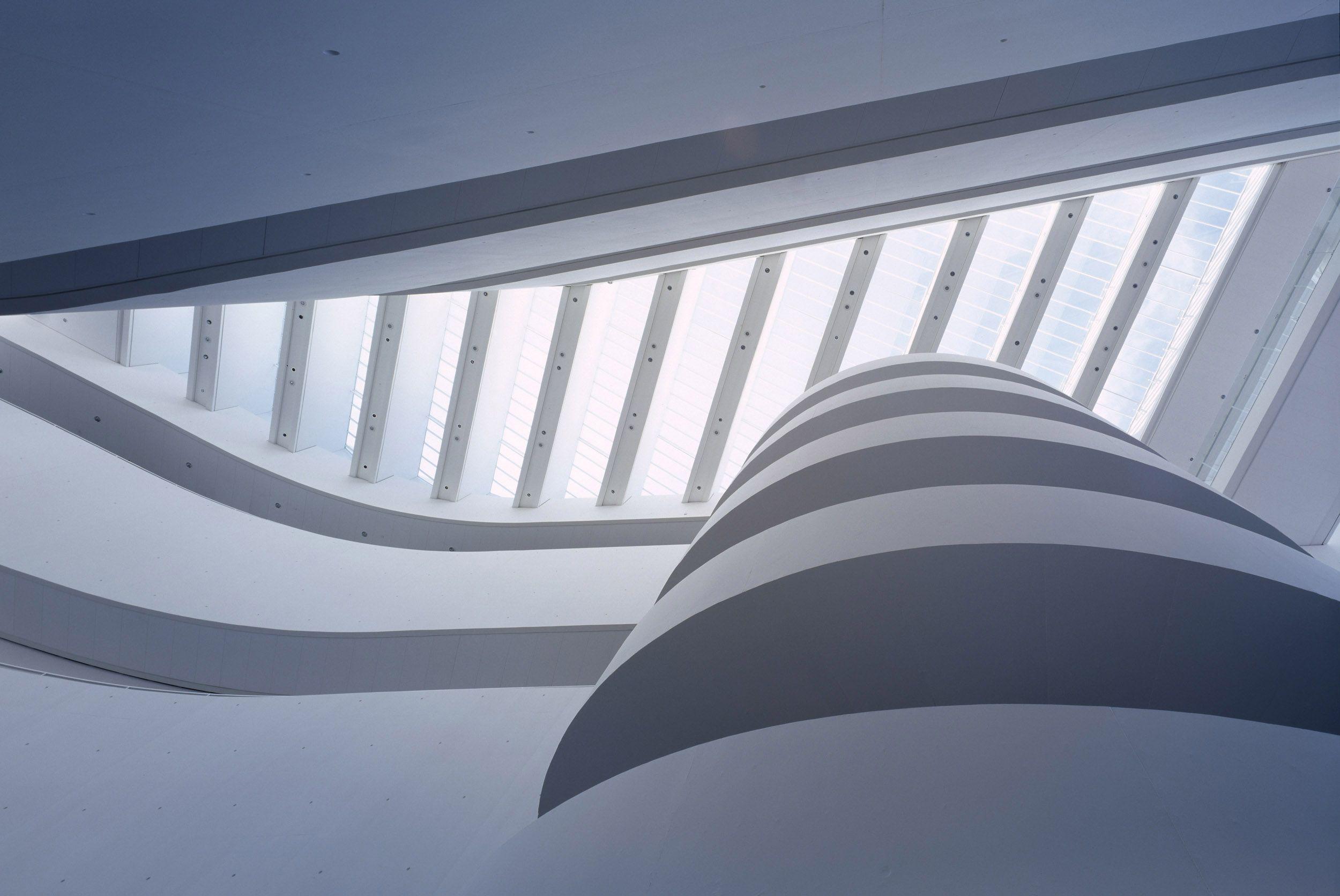 ARoS Aarhus Art Museum/Denmark/schmidt hammer lassen architects/photo: Adam Mørk