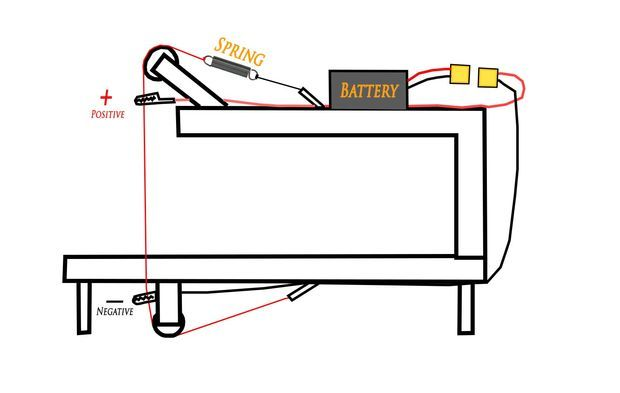 diy hot wire cutter for plexiglass, cardboard and foam Hard Wiring Diagram