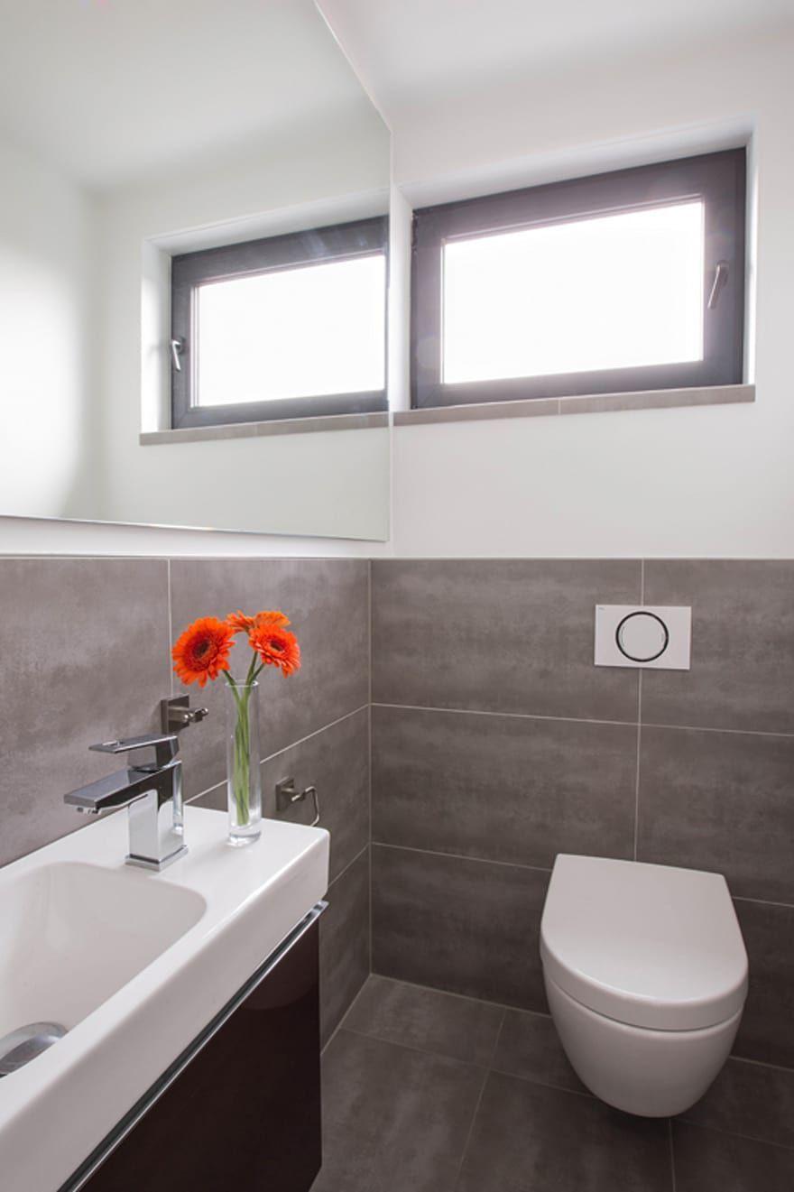 Gestaltung Einer Penthousewohnung Im Neubau Eines Mfh Moderne Badezimmer Von Objek Bathroom Decor Apartment Small Bathroom Renovations Nautical Bathroom Decor