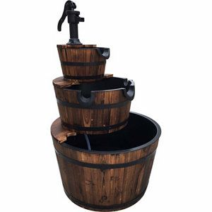 Leigh Country Three Stage Water Fountain Ii At Tractor Supply Co