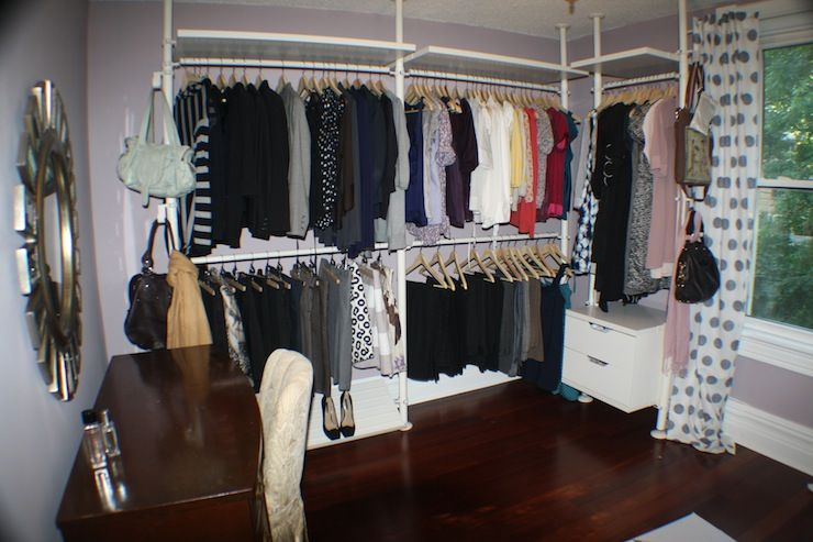 view post dressing room photos ikea stolmen keep it in the closet pinterest dressing. Black Bedroom Furniture Sets. Home Design Ideas