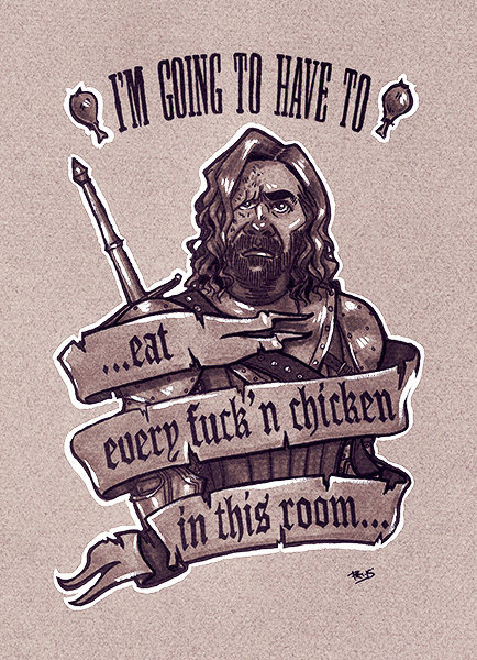The Hound Hound Game Of Thrones Game Of Thrones Art Game Of Thrones Tattoo