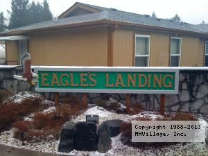 Eagles Landing Mobile Home Park In Tumwater WA Via MHVillage