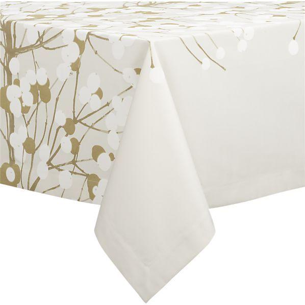 Marimekko For Crate And Barrel Table Cloth