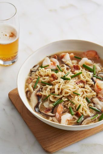 Shrimp ramen by the chopped cookbook by food network kitchens good shrimp ramen by the chopped cookbook by food network kitchens forumfinder Image collections