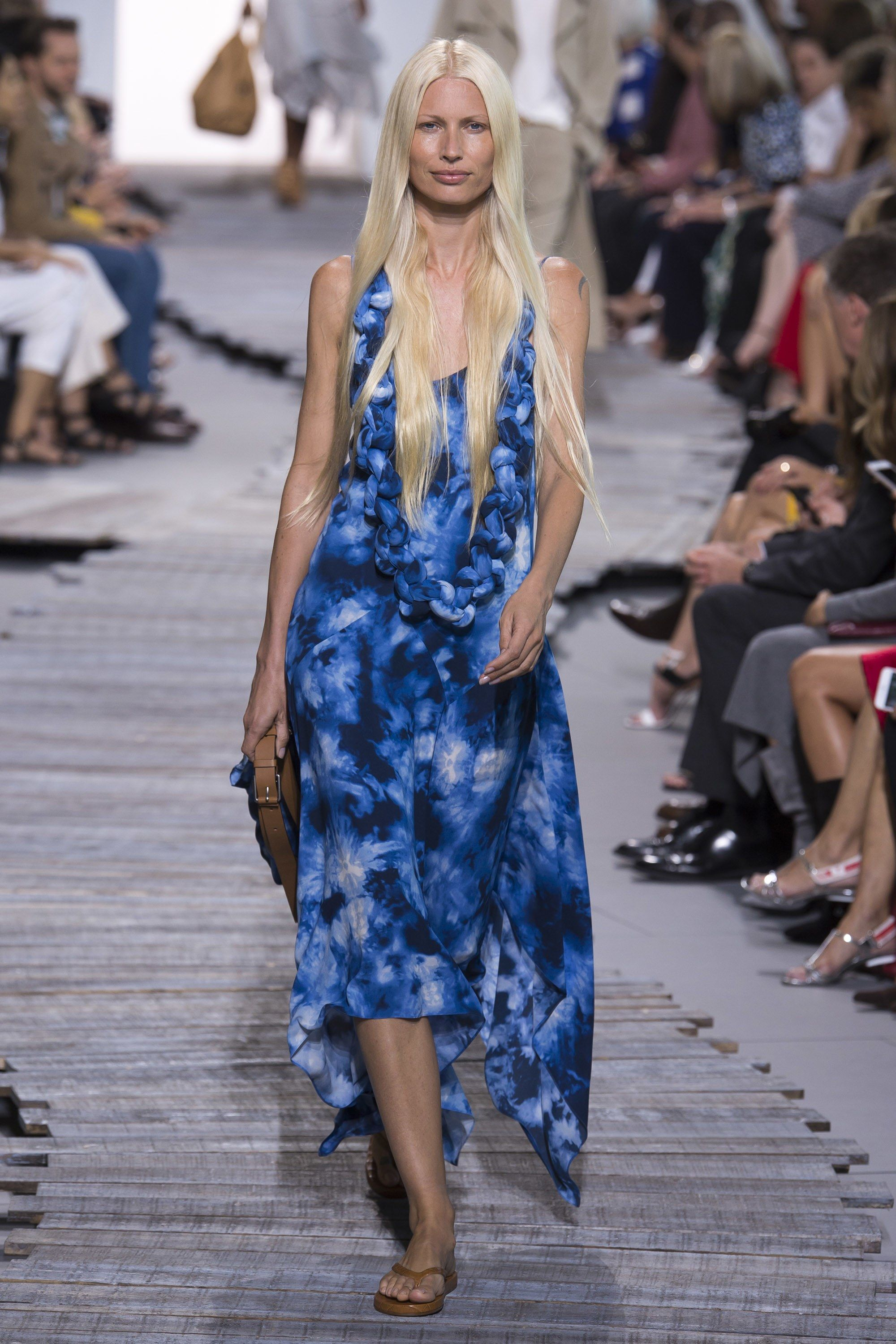 d87b5656bb5aa Michael Kors Collection Spring 2018 Ready-to-Wear Fashion Show - Kirsty Hume