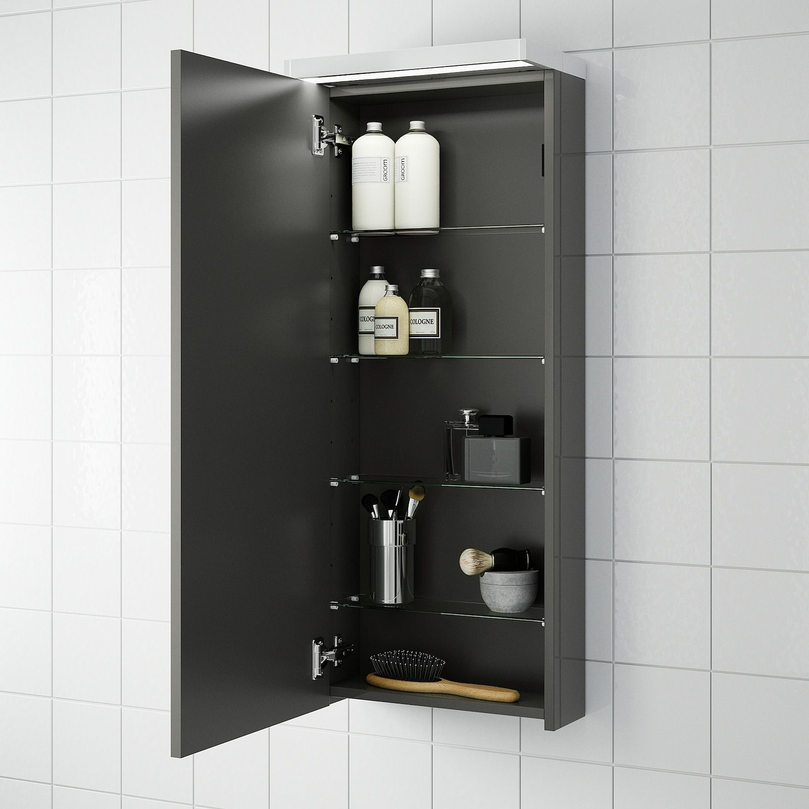 39+ Bathroom wall cabinets high gloss white inspiration