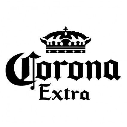 Corona Extra 1 Vector Logo Free Vector For Free Download Beer Logo Corona Beer Beer Stickers
