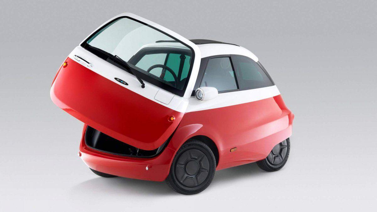 Meet Microlino The Modern Day Isetta With Electric Propulsion Bmw Isetta Isetta Ford Truck