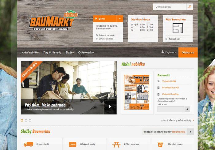 Baumarkt Web 2011 Shopping