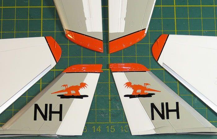 Tamiya 1/48 F-14A Tomcat by David W. Aungst   Model planes