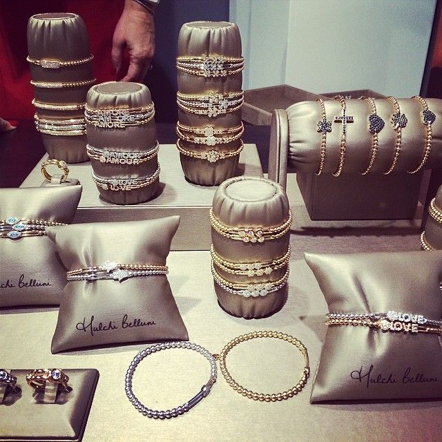 New bracelets from Hulchi Belluni