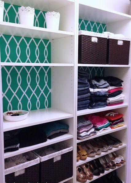 ikea hacking comment rendre originale votre biblioth que billy chambre pinterest. Black Bedroom Furniture Sets. Home Design Ideas