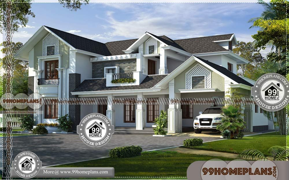Modern House Design Drawing Two Story Traditional Home Floor Plans Kerala House Design Beautiful House Plans Model House Plan