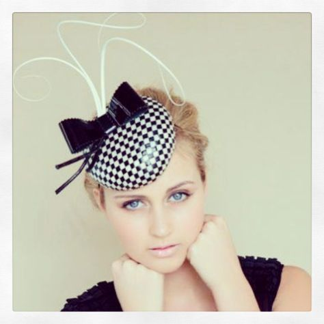 2013 Spring Collection #Millinery #hat by rebecca share MILLINER