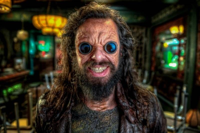 "Boris the Animal - ""It's just Boris!"" (Jemaine Clement, Men in Black 3). Ron Rifkin. Very funny bad guy."