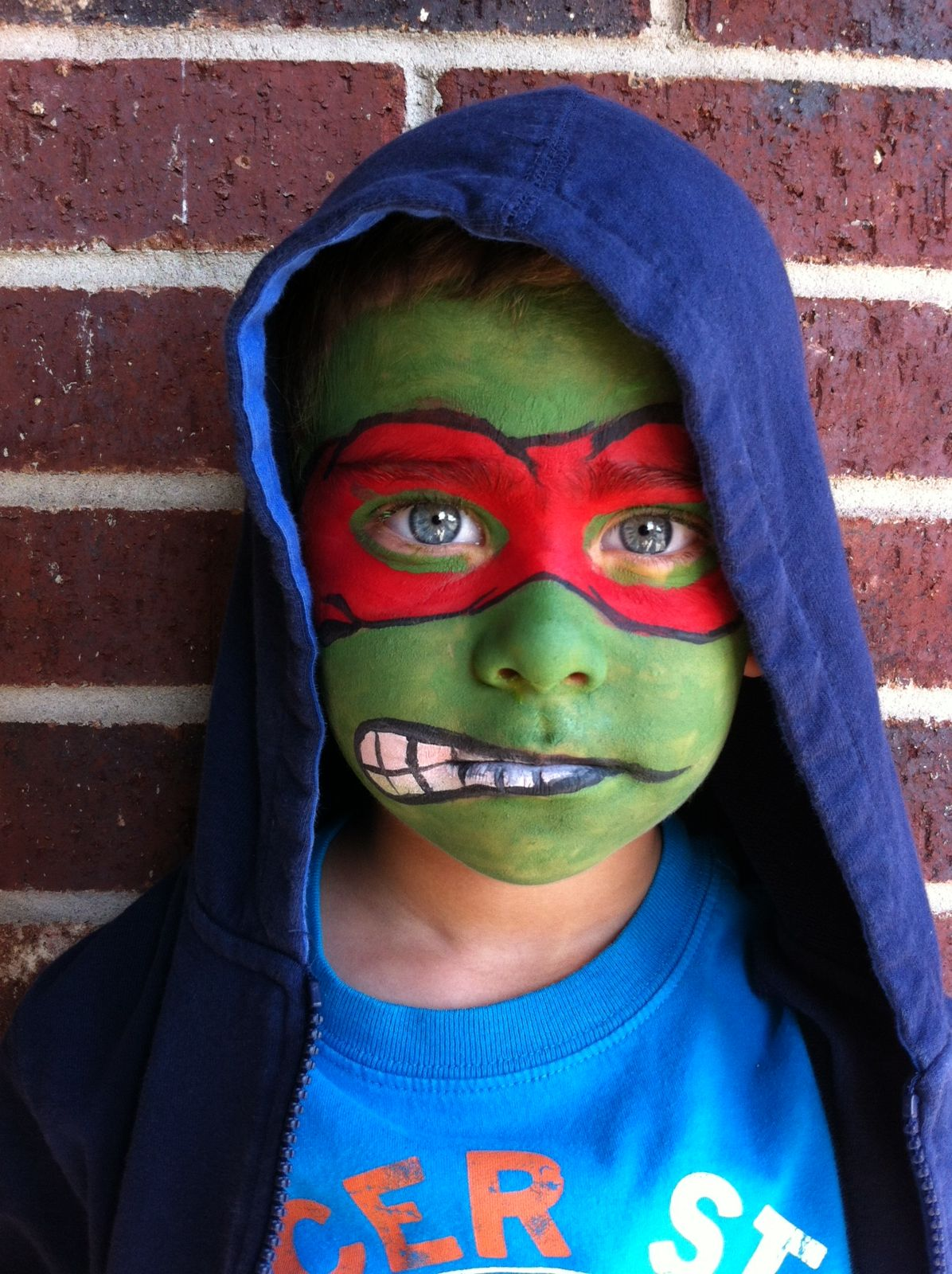 Face Painting Super Heroes Famous Cartoon Characters And More