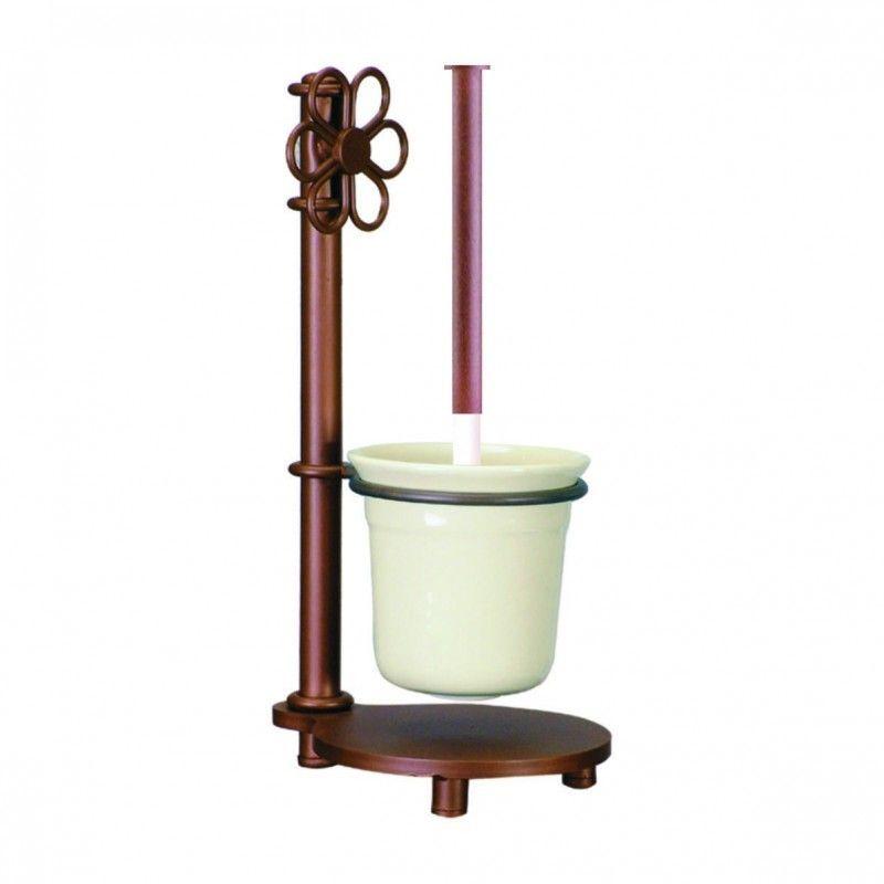 brosse toilette sur pied très antiques  brosse toilette