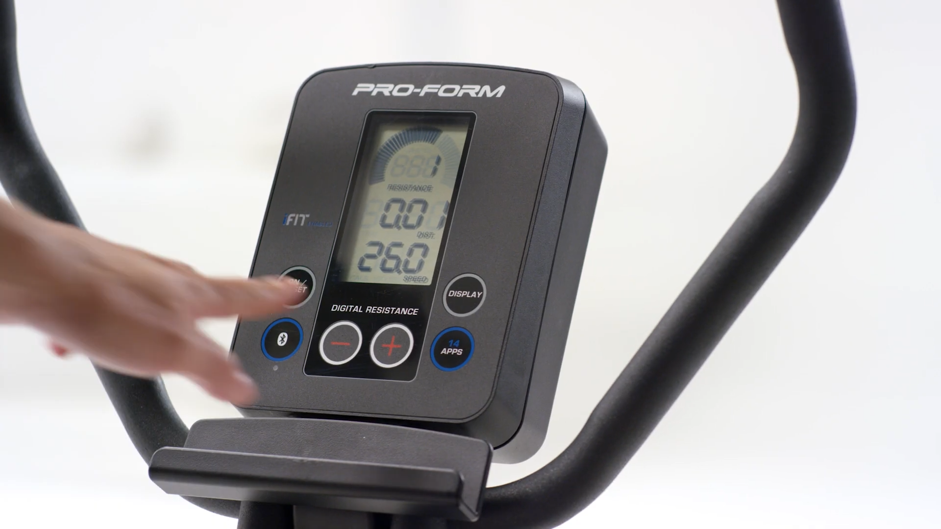 Nordictrack Recumbent Bike Foldable Exercise Bike Biking Workout Assault Bike Workout