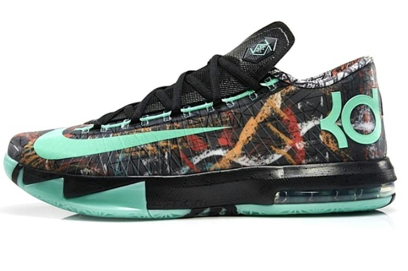 3963456ac40d KD 6 ASG SZ 14 LEFT in 2018
