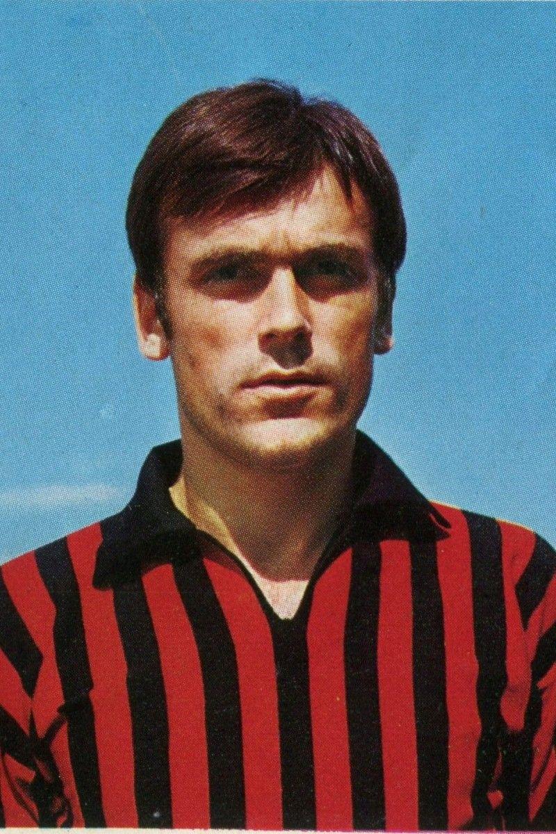 Angelo Paina AC Milan European club football