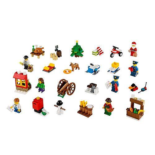 "LEGO City Advent Calendar (60063) - LEGO - Toys ""R"" Us $29.99"