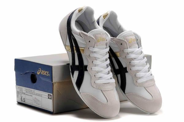 asics whizzer lo weiss
