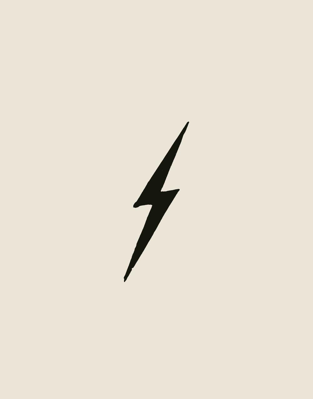 Lightning Bolt Jennifer Ament Bolt Tattoo Lightening Bolt Tattoo Lightning Bolt Tattoo