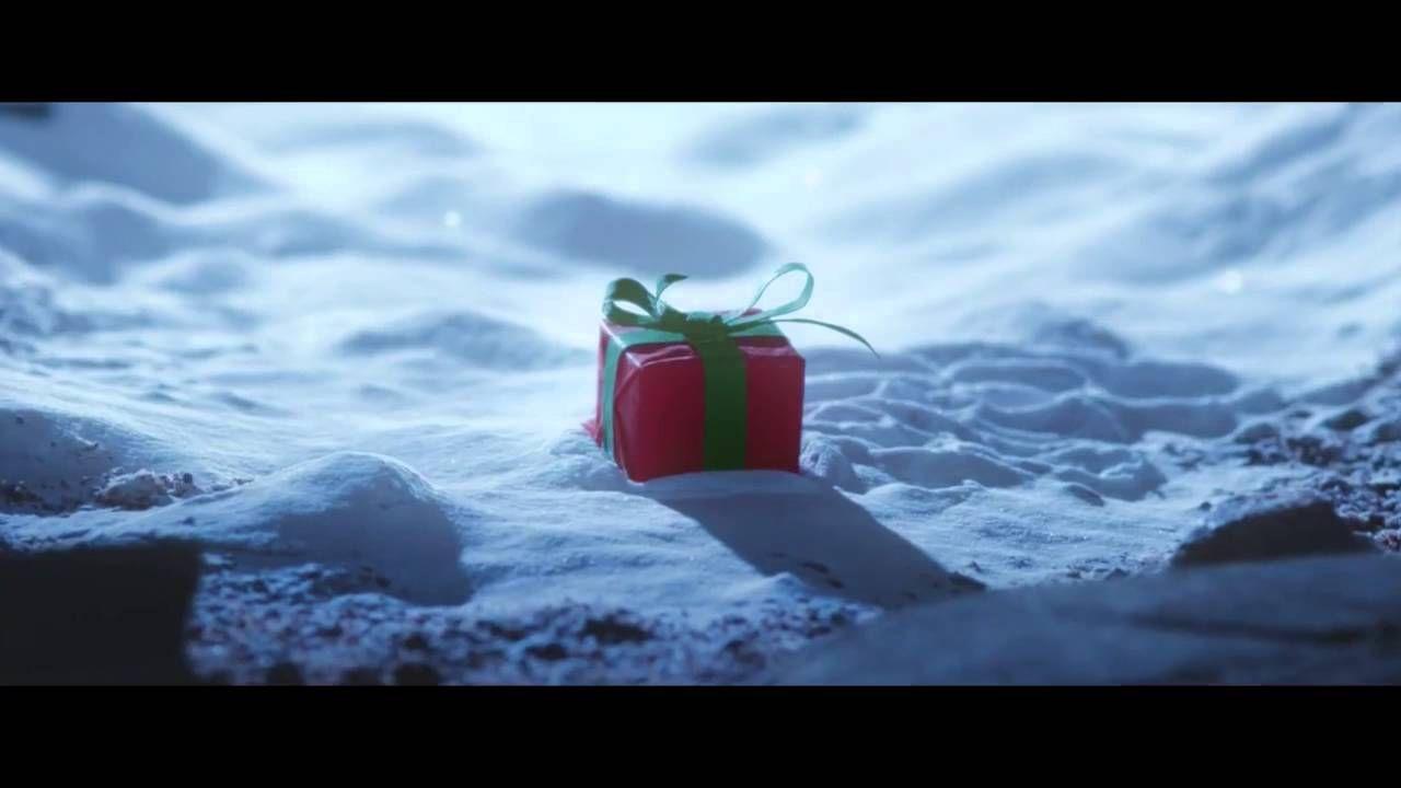 John Lewis-The Bear & The Hare- This christmas advert uses animation ...