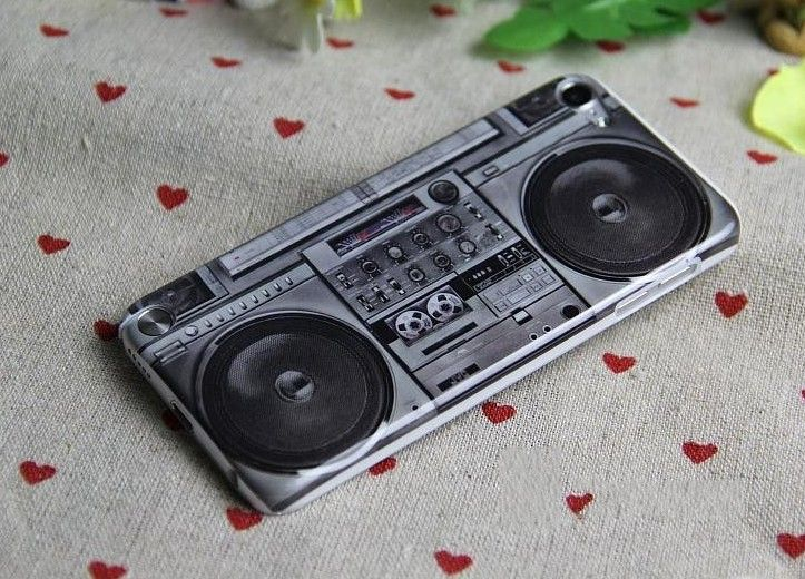 Vintage Punk Style Unique Back Case for IPod Touch 5 - iPod Cases - Cases Guess You Like It