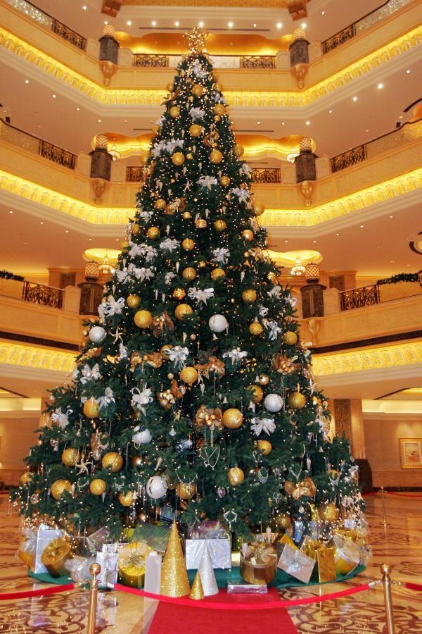 Najdrozsza Choinka Na Swiecie Biuro Rekordow Weihnachtsbaum Ideen Feiertag