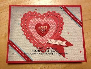 Simple Valentines Card!