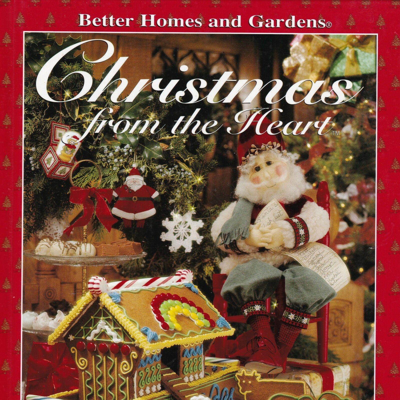 4f50a4cb5ce78a6108d6bdc8148f033e - Better Homes And Gardens Christmas Books