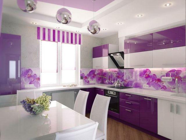 Spritzschutz für Küche \u2013 90 coole Ideen für Küchenrückwand - Ideen Für Küchenrückwand