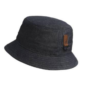 bbc099eb567 Kangol denim bucket. Kangol denim bucket Bucket Hats For Men