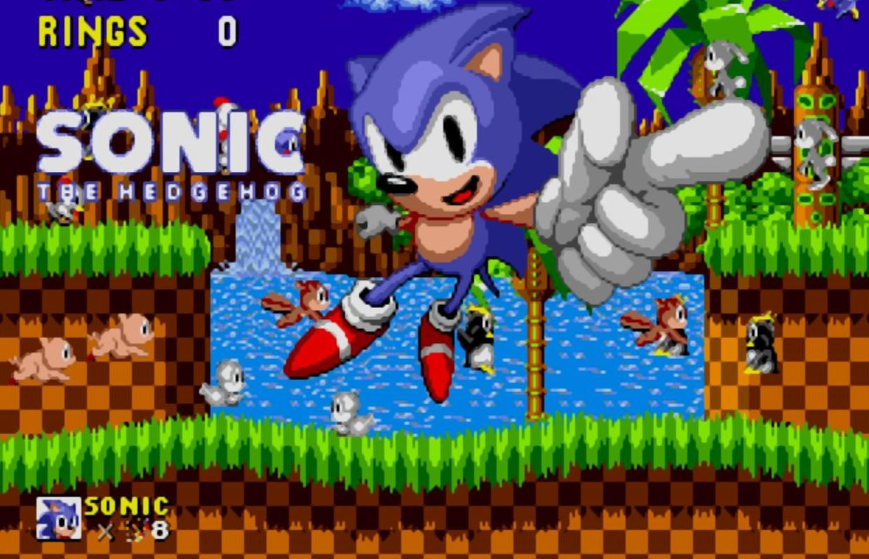 Pc Bundle Deals Sega Genesis Classics And Atari Vault Starts At 7 Sonic The Hedgehog Sonic Hedgehog