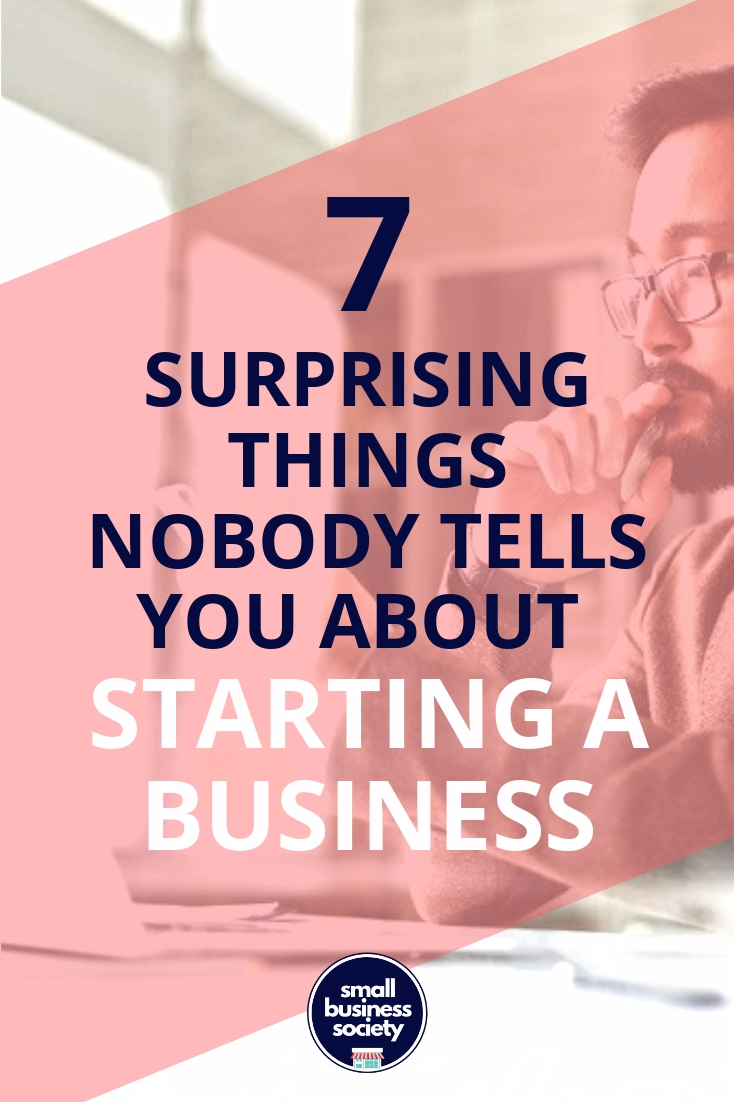 7 Things people don't tell you about starting a business. We all want our start up small business to succeed, out local store and online shop to make money right away. We have lots of motivation, inspirations and goals. But there are entrepreneurship truths when building a new business that all entrepreneurs must know beyond the basics and advice. CLICK VISIT BELOW for all tips! Video #startingabusiness #startup #startupbusiness #smallbusiness