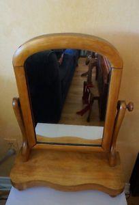 4u2c Antique Mans Dresser Mirror Ottawa